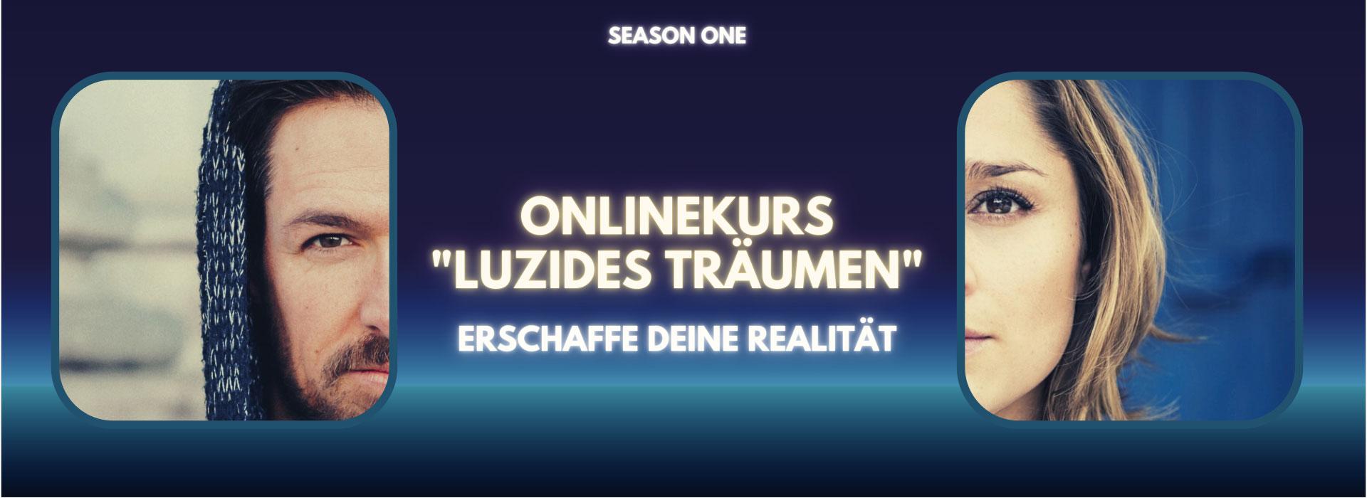 Onlinekurs Luzides Träumen - Season one